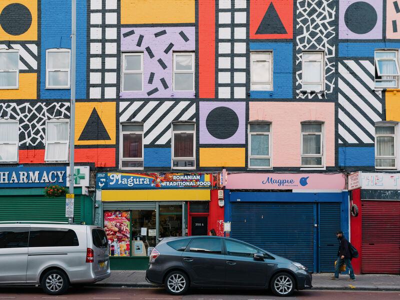 Community-Funded Urban Artworks