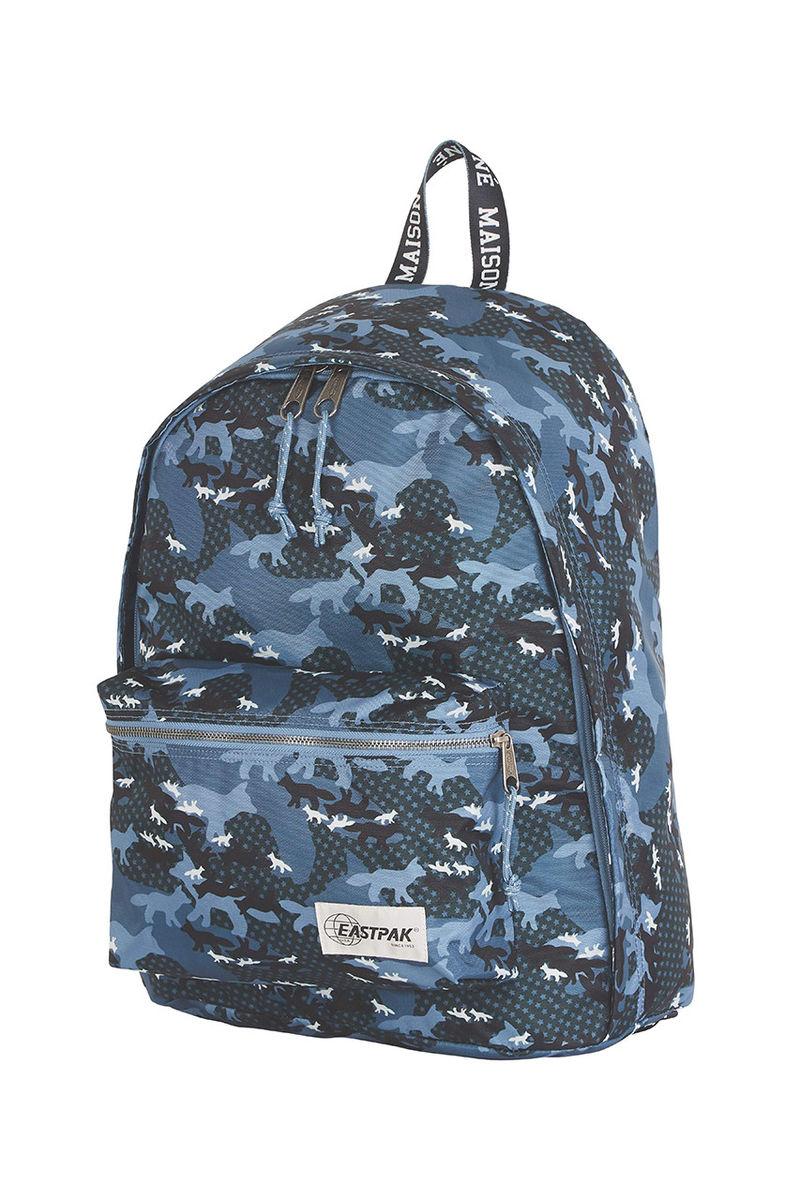 Militaristic Camouflage Bags