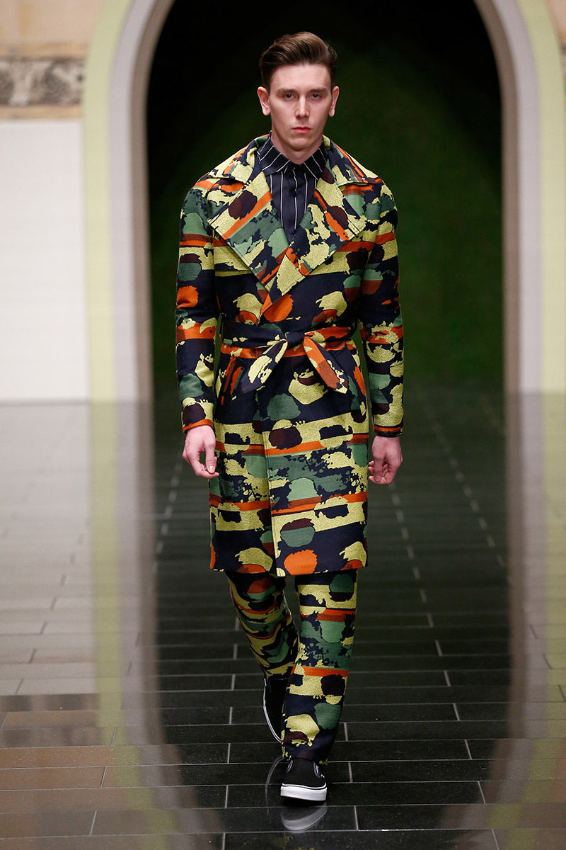 Sophisticated Camo Menswear