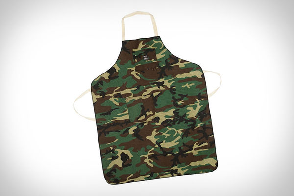 Militant Camouflage Aprons