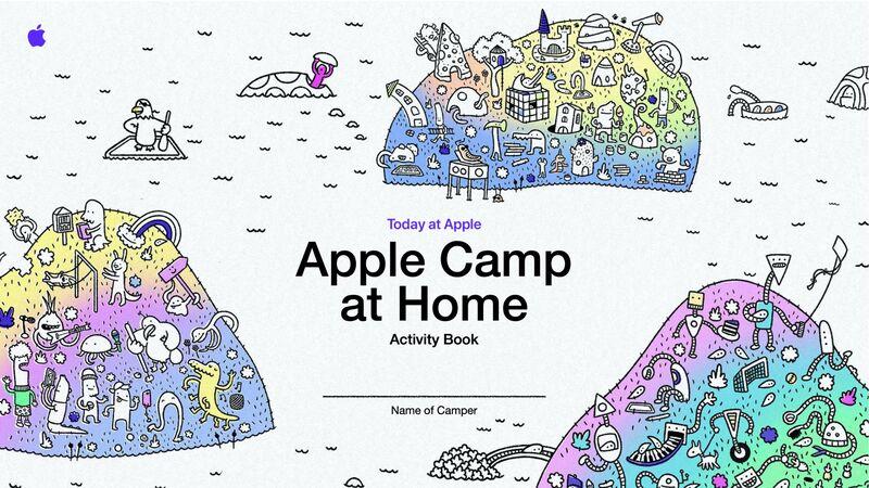 Tech Camp Activity Books