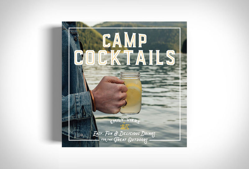 Wilderness Exploration Cocktail Books