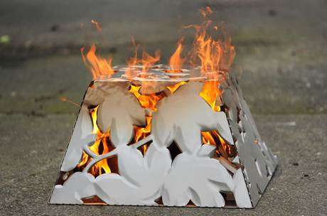 Stylish Campfires