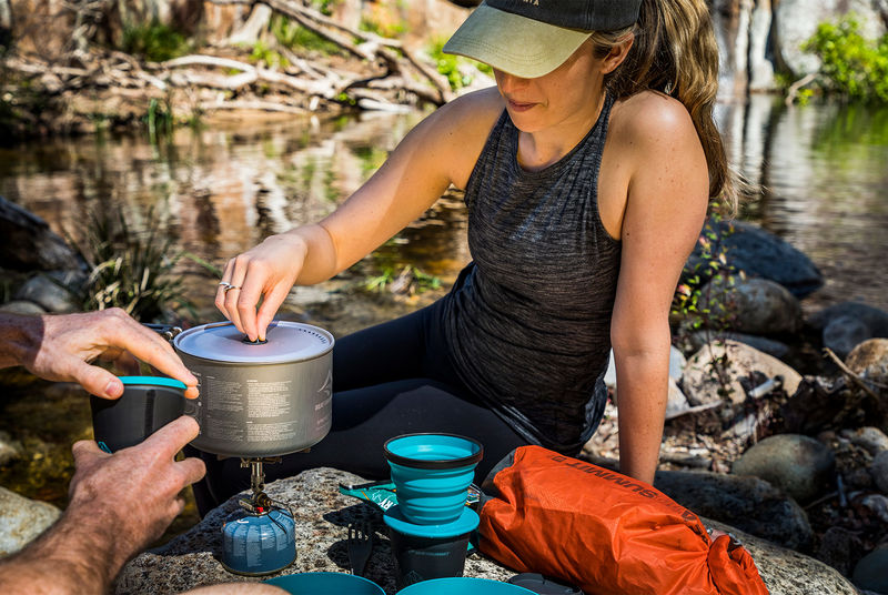 Backcountry Cooking Kits