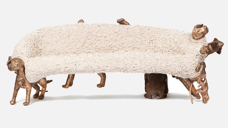 Extravagant Mythology-Inspired Furniture