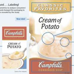 Crowdsourced Soup Labels