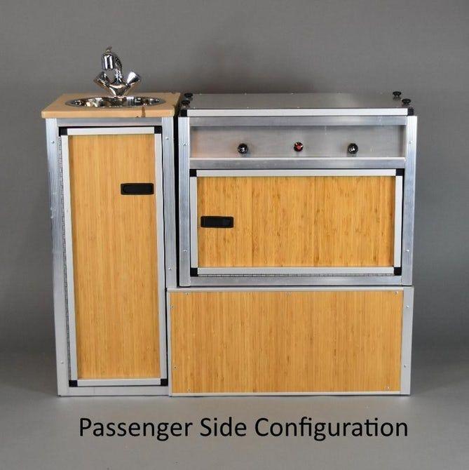 Diy Modular Kitchen: Modular Camper Kitchens : Camper Kitchen