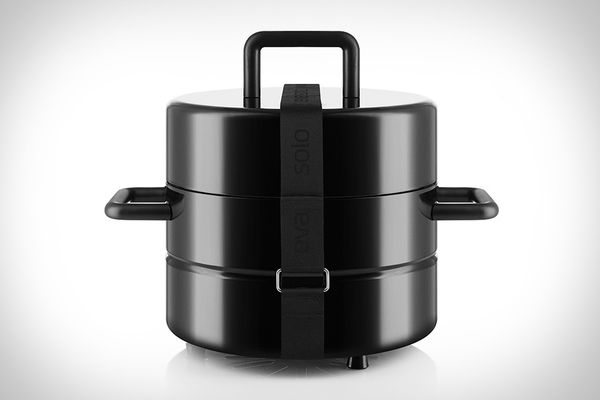 Cylindrical Portable Cookers