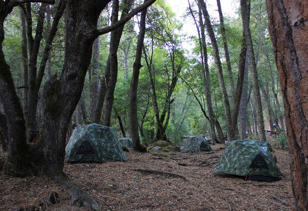 Camping Gear Rentals