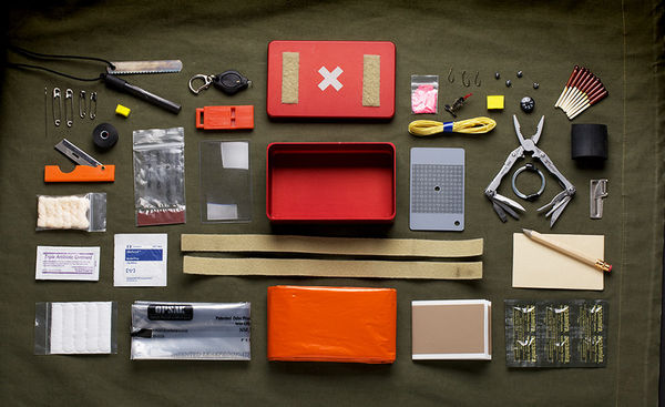 Wondrous Wilderness Camping Kits