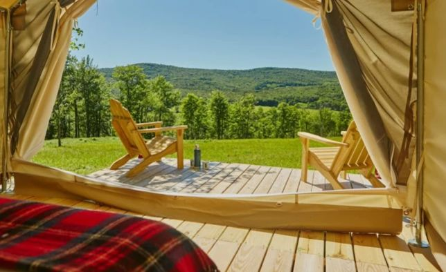 Campsite Rental Services