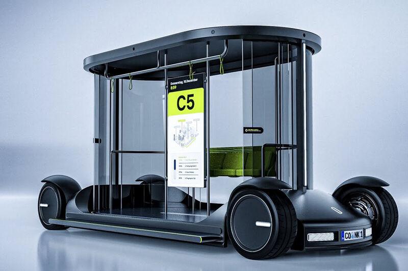 Autonomous Campus Shuttle Buses