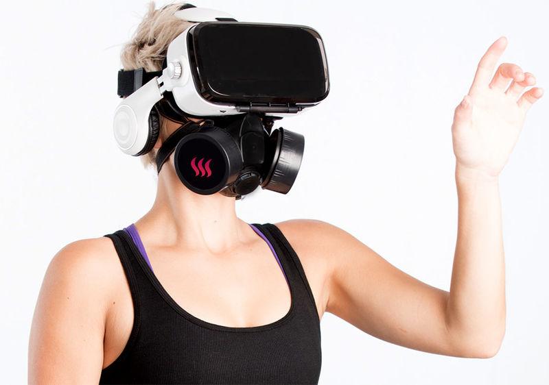 Sensual Virtual Reality Scents