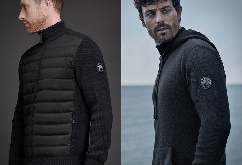 Premium Parka Brand Sweaters Canada Goose Knitwear