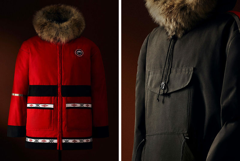 One-of-a-Kind Inuit Parka Partnerships