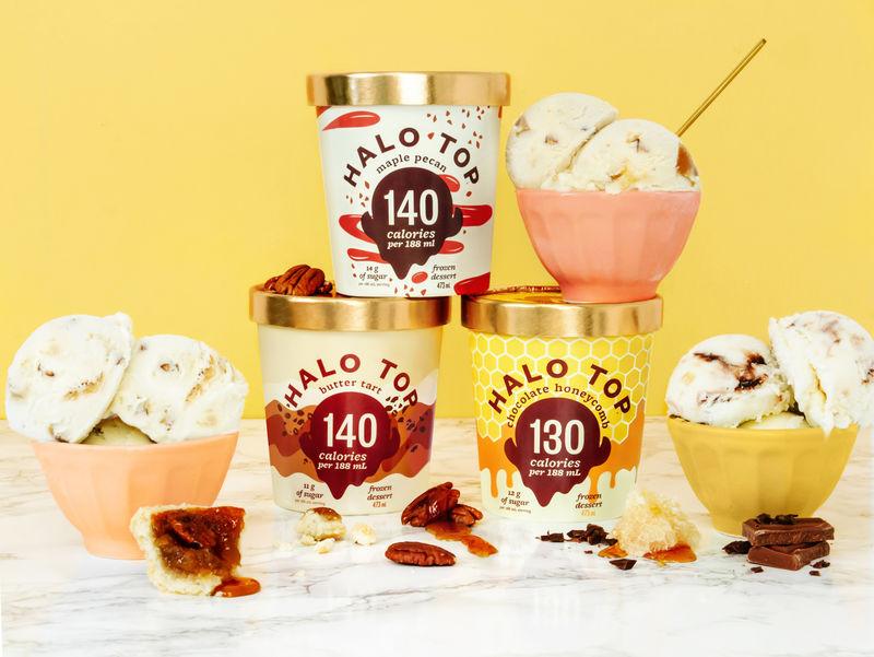 Canadian Dessert Ice Creams