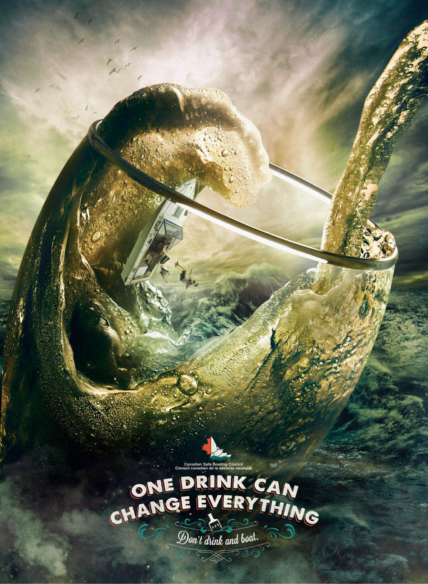 Deadly Alcoholic Drink Ads