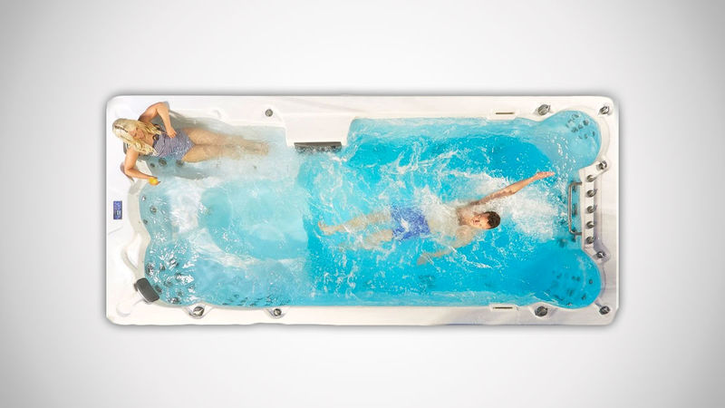 Swimming-Friendly Hot Tubs
