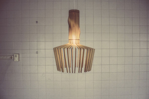 Elegant Plywood Lighting