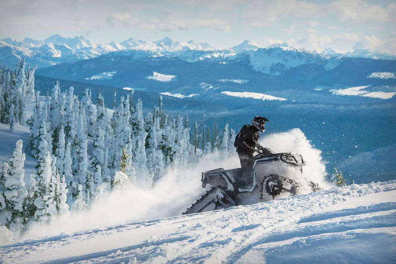 Winter-Ready ATV Systems