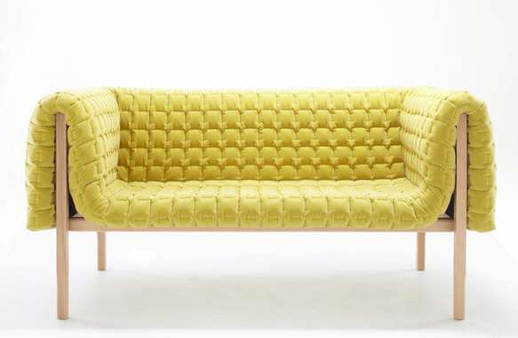 Delightful Quilted Sofas