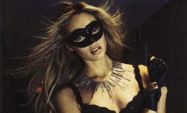 Sultry Masquerade Shoots