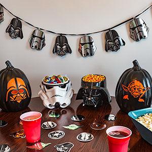 Sci-Fi Candy Bowls