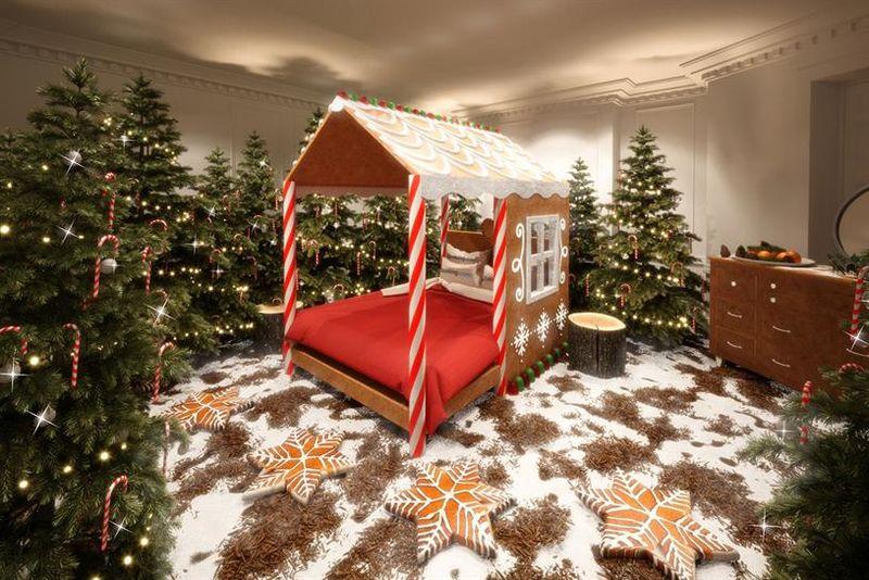 Festive Fairy Tale Houses