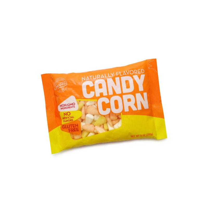 Natural Candy Corn Treats