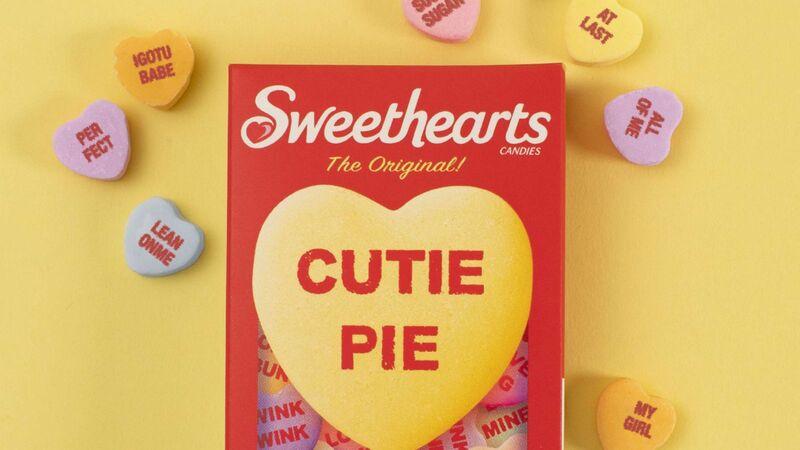 Lyrical Candy Hearts