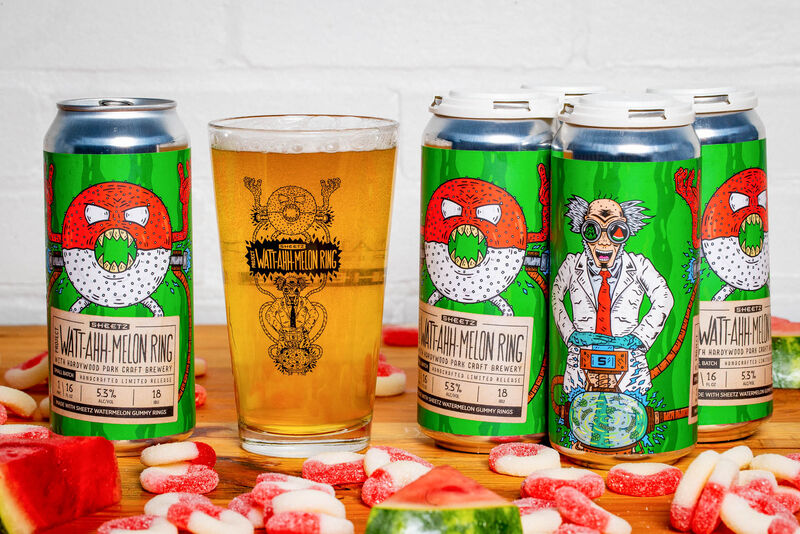 Gummy Candy-Inspired Beers