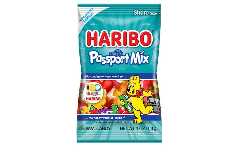 Globally Inspired Candy Mixes