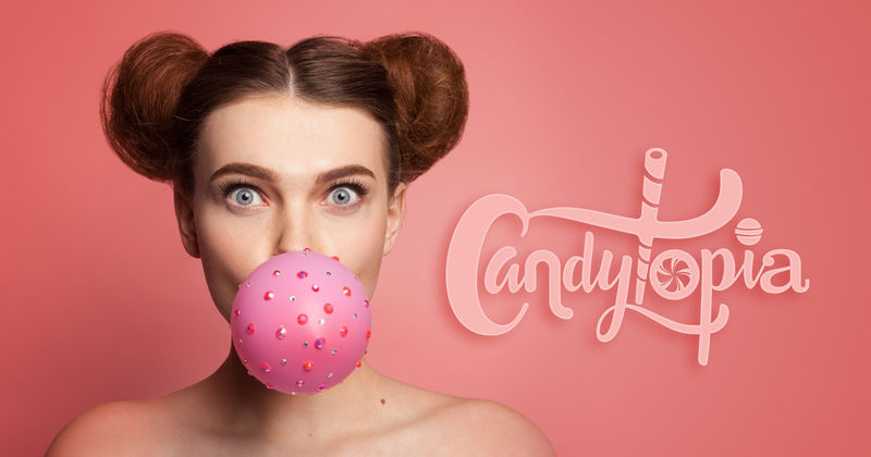 Whimsically Interactive Candy Installations
