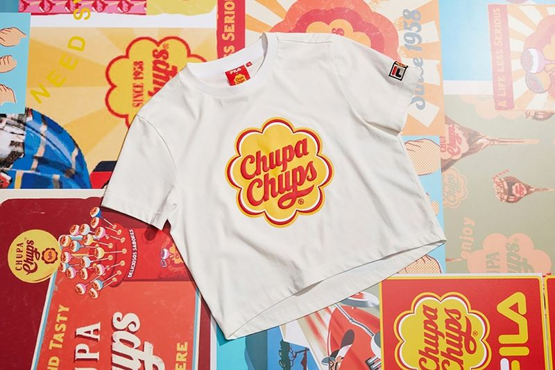 Candy-Themed Clothing Lines