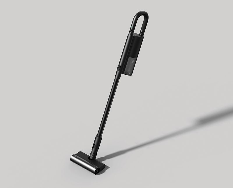 Minimalistic Wireless Vacuums