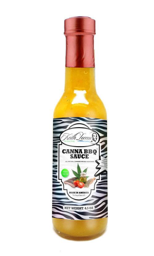 Cannabis BBQ Sauces