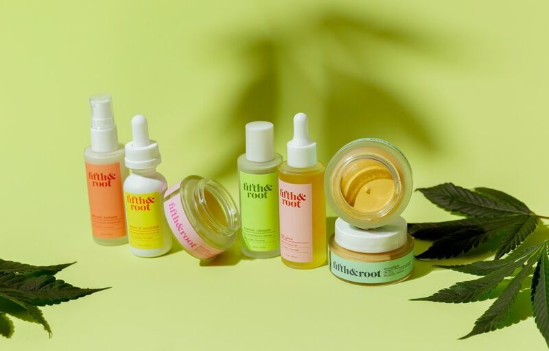 Science-Centric Cannabis Beauty Brands