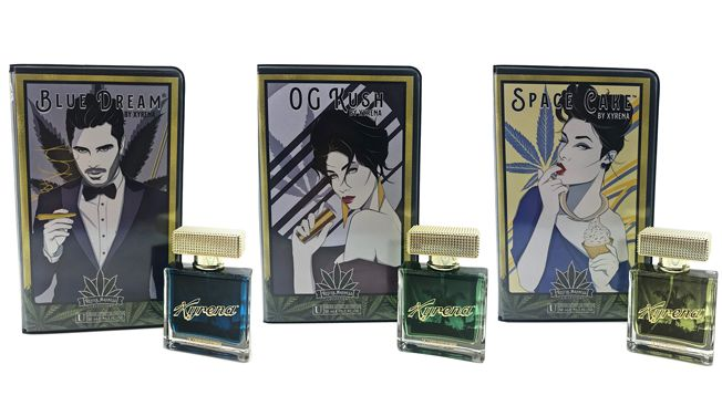 Cannabis Cologne Collections