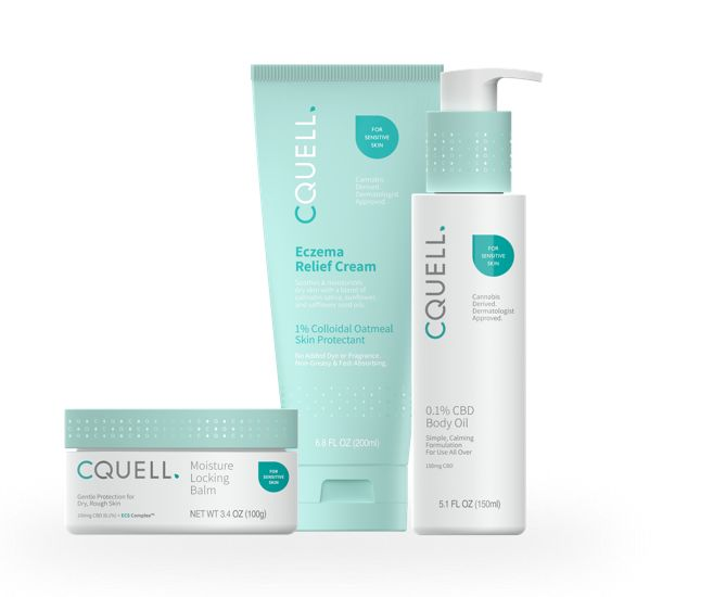 Ultra-Sensitive CBD Skincare