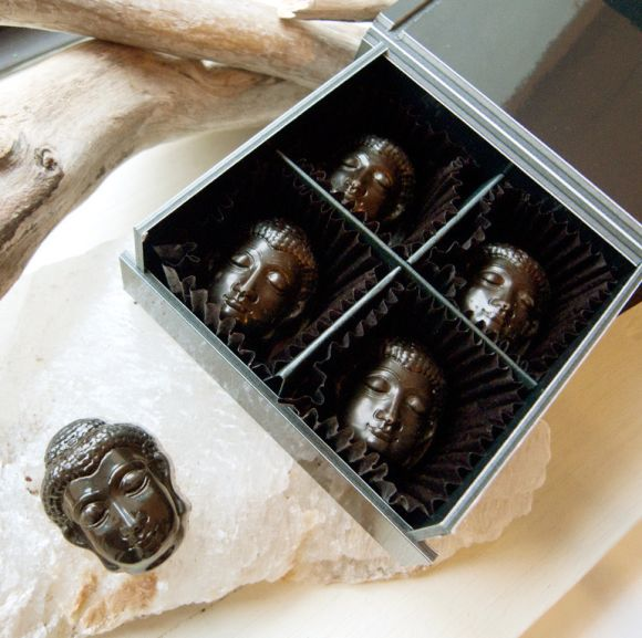 Hemp-Infused Sacred Chocolates