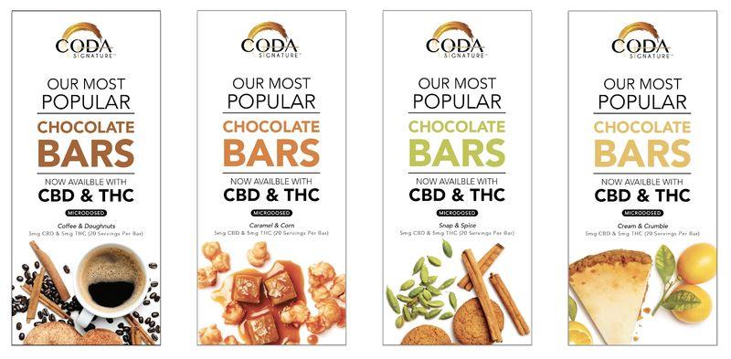 Balanced Cannabis Chocolates