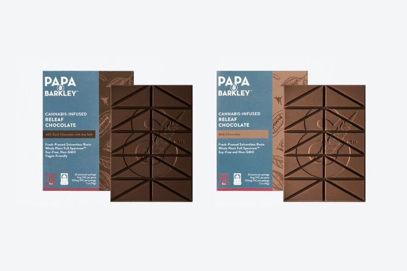Fair Trade Cannabis Chocolates
