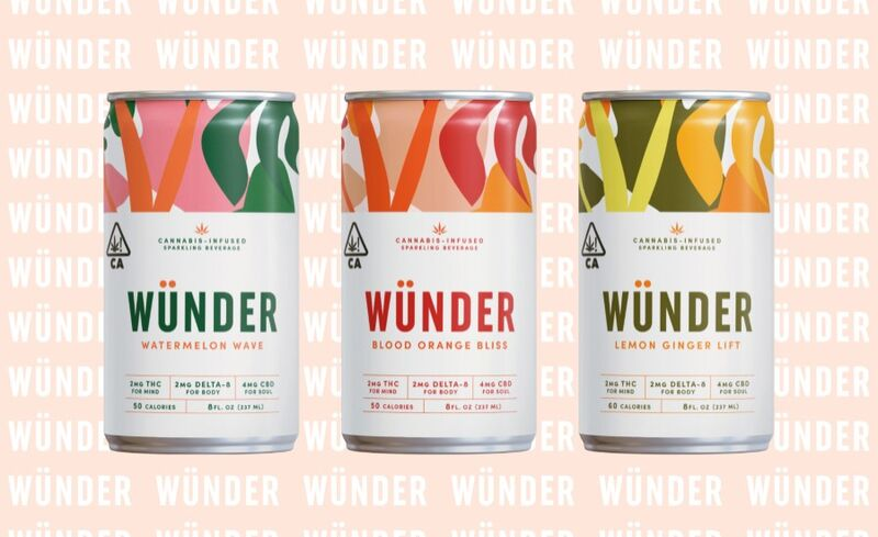 THC-Infused Sparkling Waters