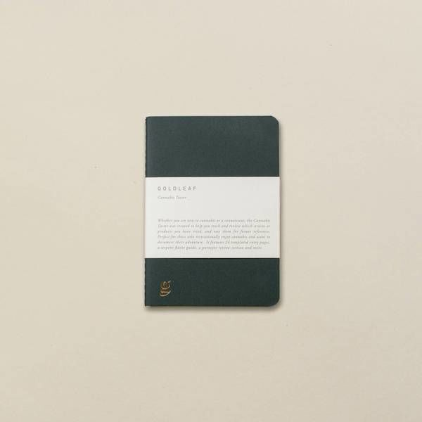 Cannabis Pocket Journals