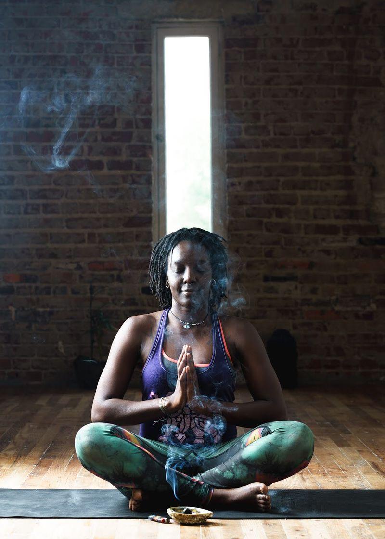 Female-Driven Cannabis Yoga Classes