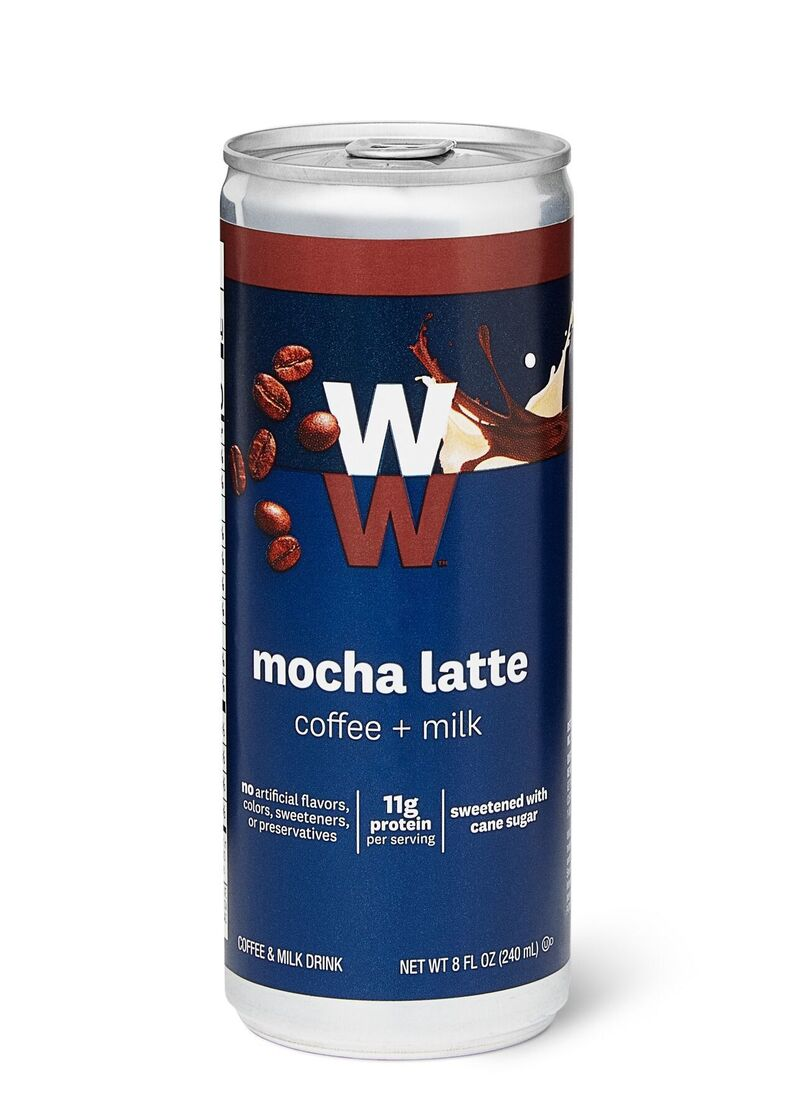 Diet-Friendly Canned Lattes