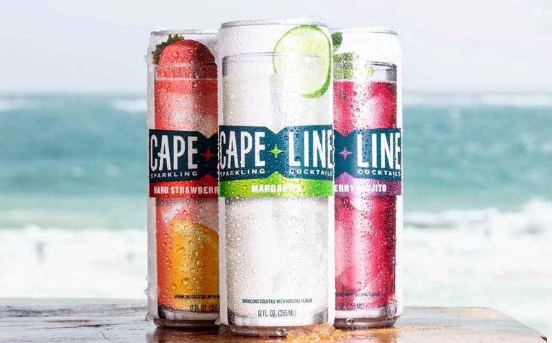 Guilt-Free Canned Cocktails