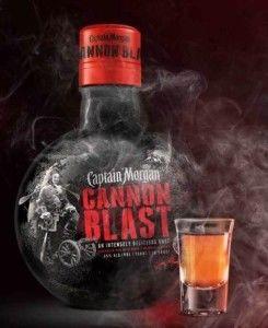 Cannon Ball Liquor Stunts