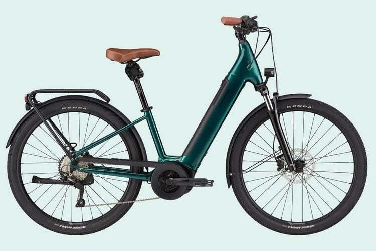 Computer-Equipped Electric Bikes