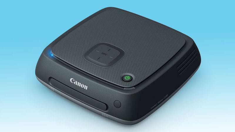 Contact-Based Camera Hubs